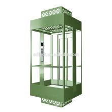 Sensor de porta de elevador para elevador panorâmico