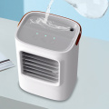 Usb Air Cooler Fan with Water Mist Humidifier