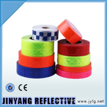high visibility color crystal reflective tape