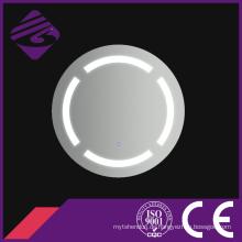 Jnh203 Neueste Badezimmer Design LED Runde Spiegel Herzstück Glas