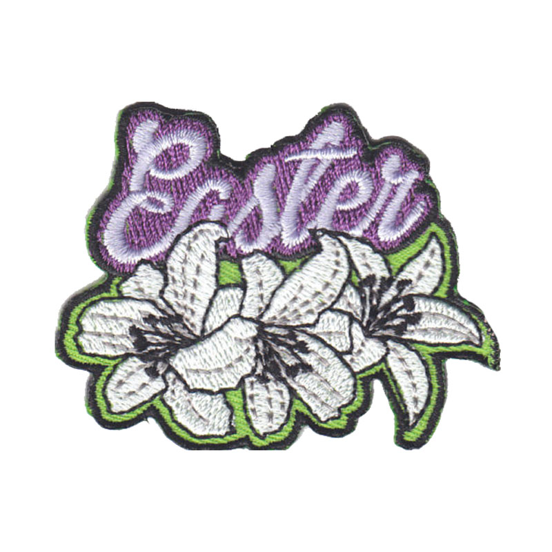 Easter Lily Patch