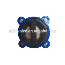 PN16 800 series ductile iron cast iron flanged check valve