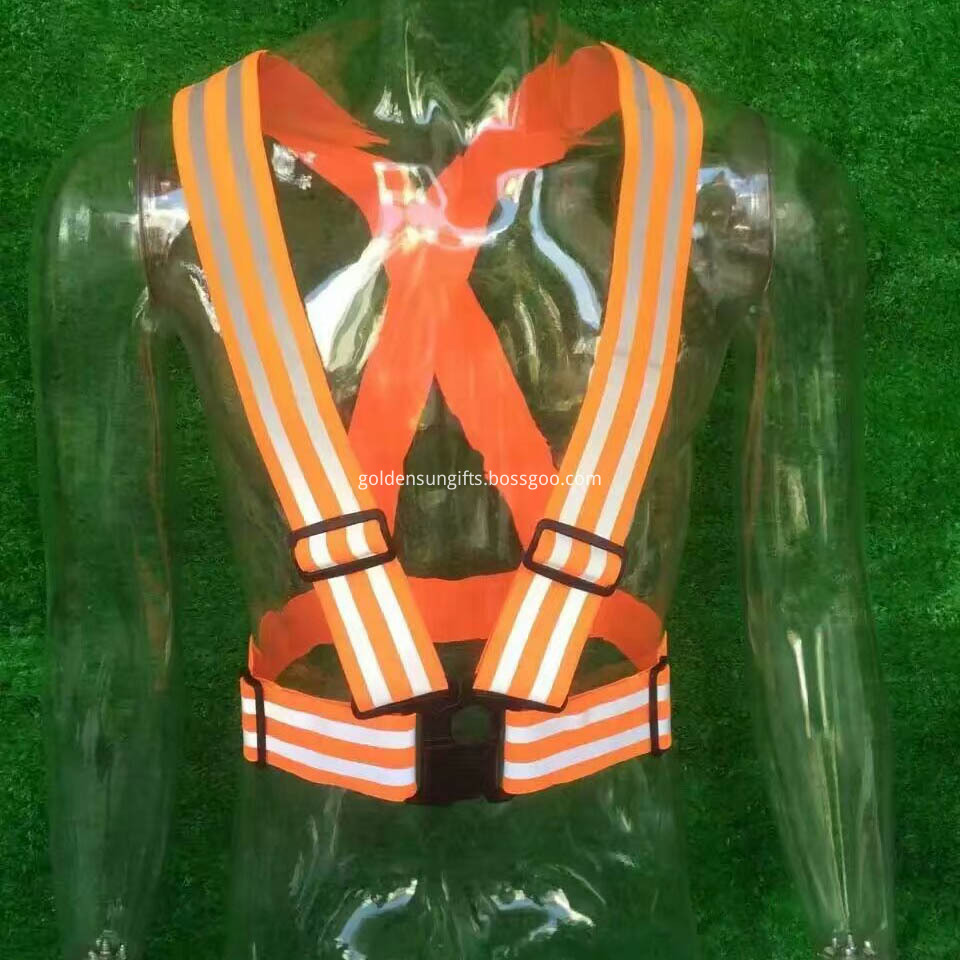 Outdoor Clothes Reflective Vest