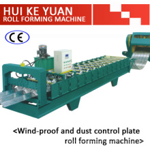 Roll Forming Machine Tamping Plant for Wind-Proof and Dust Control