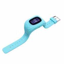 Child Watch Style Safety GPS Tracker Bracelet