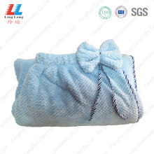 Microfiber bath lady skirt towel wrap
