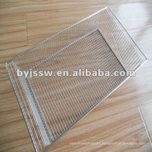laboratory wire mesh baskets