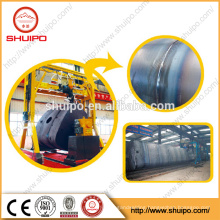 2017 Automatic Welding Machine for Circumferential Seams of Irregular Shaped Tank circular seam welding machine