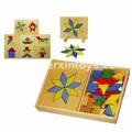 Wooden Shape Blocks (81408)