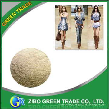 Anti Back Stain Powder Used for Cotton Denim Garments