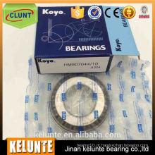 KOYO Rolamento de rolos cônicos HM807044 / 10 do Japão