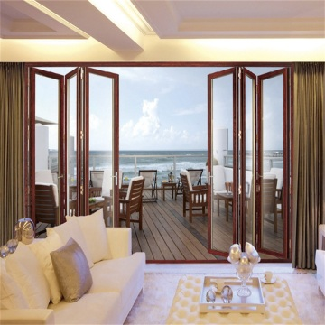 Heavy Duty Aluminum Luxury Bi-fold Doors
