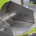 Certified Pig Farming Equipment Stainless Steel Trough for Sow on Farrowing Crate