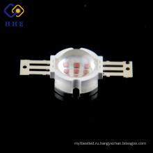 Заводская цена чип 530нм мощностью 10 Вт зеленый светодиод
