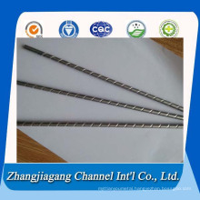 316L Finned Stainless Steel Tubes/Pipes for Condenser