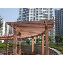 Wood Plastic Composite Pergola with CE, Fsc SGS, Certificate