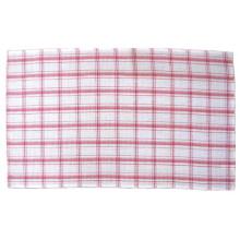 Personalizado Checked Checkweave tecido Placemat Assorted cor toalha de mesa Mat Mat