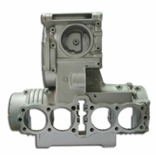 Caixa de compressor de ar de ferro cinza