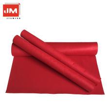 Feltro respirável feltro de lã de proteção de chão