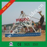 China manufacturers adults entertainment equipment swing pirate ship games for sale