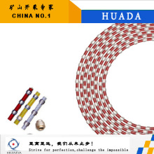 Plastic Diamond Wire Saw for Cutting Granite, Marble