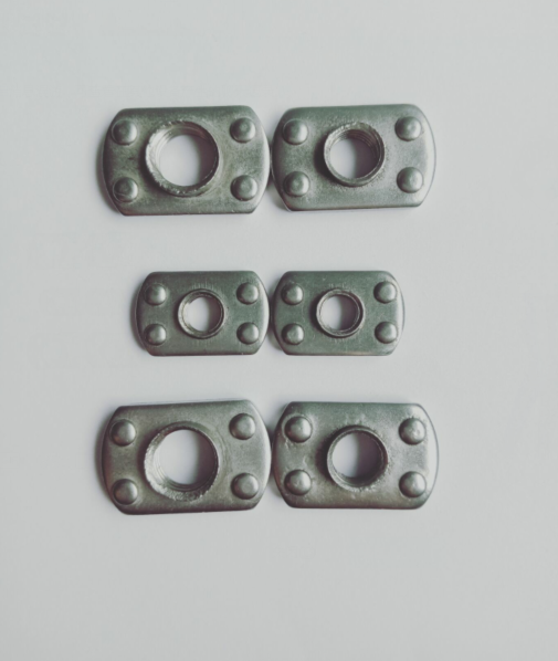 Stampings Auto Flat Plane Weld Nuts