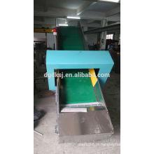 PE PP filme duplo-eixo 2 fase reciclagem de plástico máquina do granulador