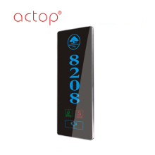 Shenzhen Actop pilot zdalnego sterowania Wired hotel Smart door plate
