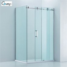 8mm / 10 mm Espesor de vidrio Ware baño / ducha Caja / recinto simple (Cvp040)