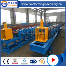 High Accuracy Steel Downpipe Roll Forming Machine