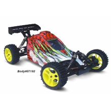 Hsp 1/5 escala 30cc gasolina off-road buggy rc carro