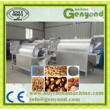 Pequena porca elétrica / máquina de torrefação de sementes