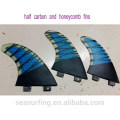 Fiberglass Honeycomb Surf Fin High Quality Fcs G5 Fins Honeycomb Fins