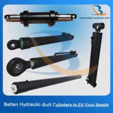 Cilindro hidráulico de la carretilla elevadora para la maquinaria de construcción