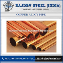 Easy to Join and Install Copper Alloy Pipe