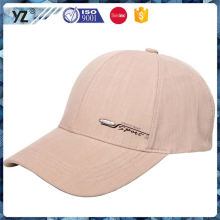 Factory Popular custom design coton fitted embroidery baseball cap fast shipping