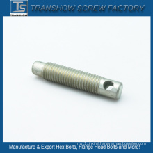 Mild Steel Galvanized Headless Bolt (M8x30)