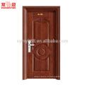 Fournisseur chinois moderne de conception de grille de porte simple d'acier inoxydable