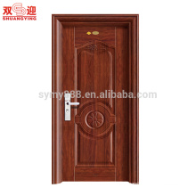 Wholesale Low Price High Quality heat wood transfer printing Security door