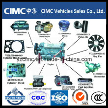 HOWO Truck Engine Spare Parts