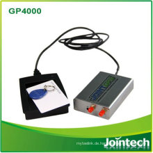 GPS-Tracker mit GPS-Tracking-Software