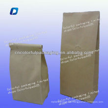 Tintie Packpapierbeutel / Seitenfaltenventil Aluminiumfolie Taschen / Großhandel Kaffeebohne Tasche