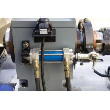Cortadora de tubos de acero con sistema hidráulico