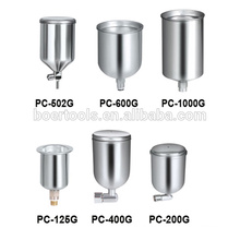 Spray Gun Cup aluminum cup gravity cup side cup