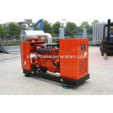 120KW Cummins Natural Gas Generator With Brushless Synchron