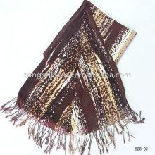 Kaschmirartiger Acryl-Schal für Männer
