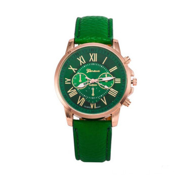 Hot Sale Adults Mechanical Leather Wrist Watch