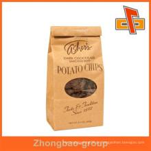 Neue Design Kraftpapier Tasche Hersteller in China