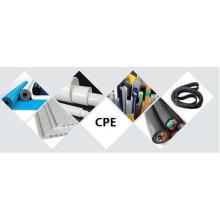 Agentes auxiliares de plástico polietileno clorado 63231-66-3