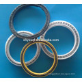 136X200X20 larger size metal case rear wheel FKM oil seal for Fuwa